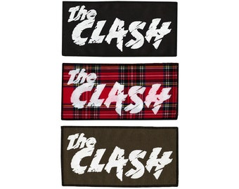London Calling Woven Patch The Clash