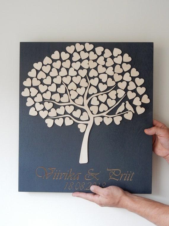 Personalised Wedding Guest Board