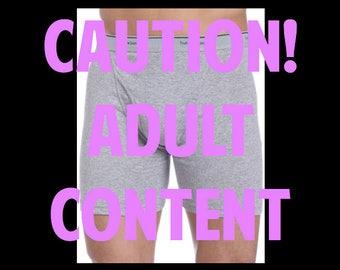 Valentine's Day naughty underwear