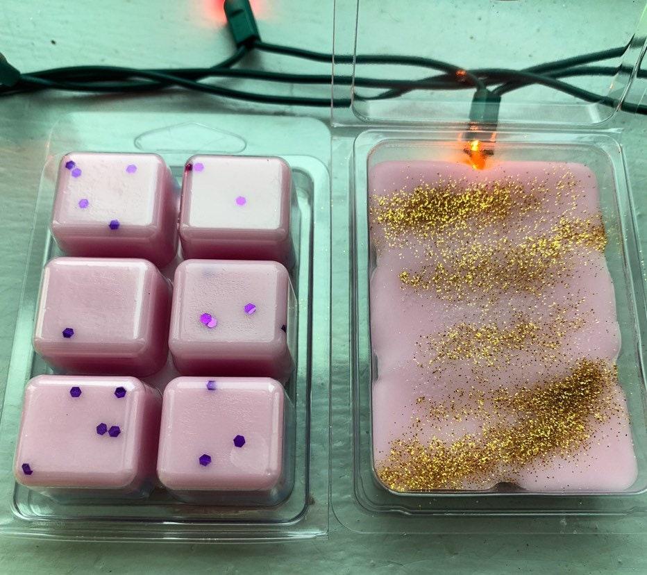 Blackberry Brûlée Wax Cube Livraison gratuite