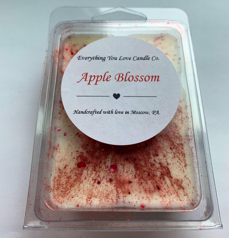 Apple Blossom 100% Cire de soja Fonde