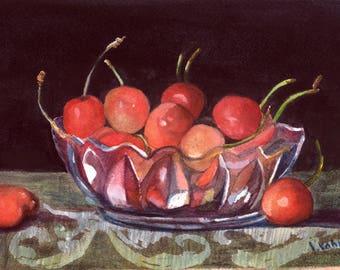The Blonde Cherries