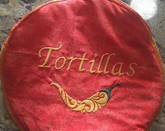 Small Tortilla warmer