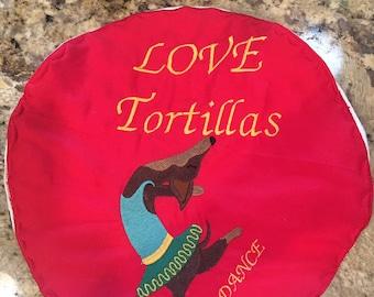 Tortilla warmer large 11 1/2 in.