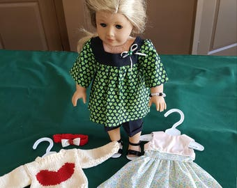 """18"""" Doll Spring Holiday Collection"""