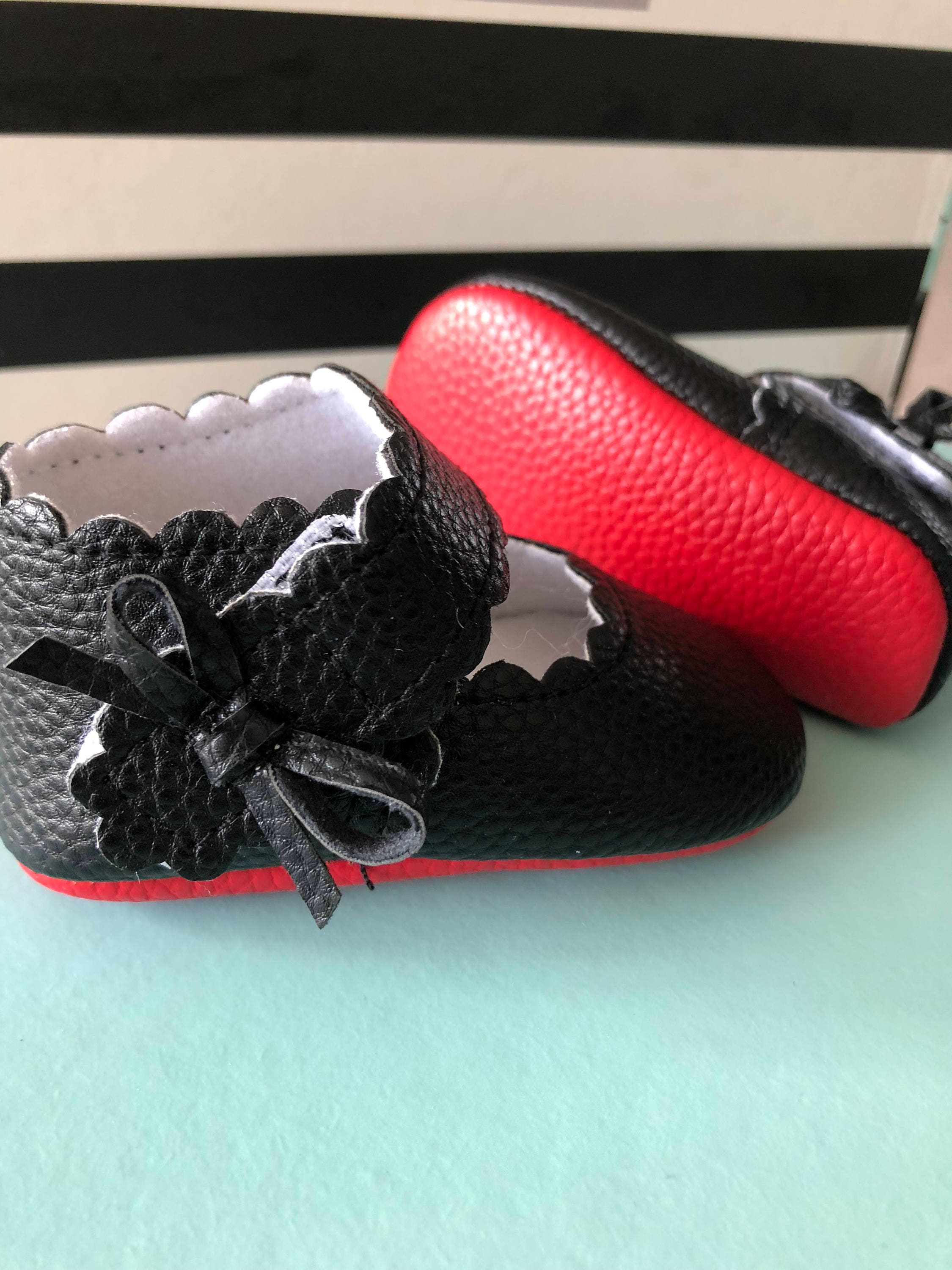 9a3b97506e28 Baby girl shoes baby red bottom shoes red bottom baby girl etsy jpg  2250x3000 Red bottom