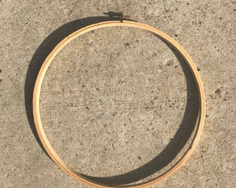 12 inch Wooden Embroidery hoop