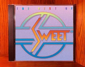 Sweet - The Best of Sweet - Vintage CD