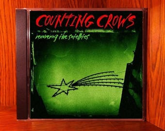 Counting Crows - Recovering the Satellites - Vintage CD