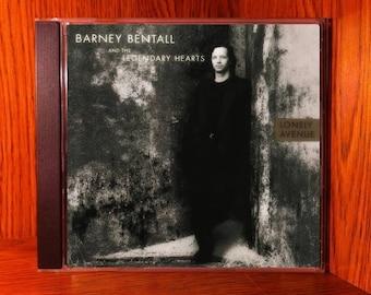 Barney Bentall – Lonely Avenue - Vintage CD