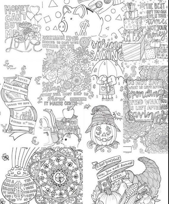 - Custom Coloring Pages Sample READ DESCRIPTION Etsy