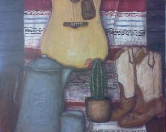 Western Still / Painting