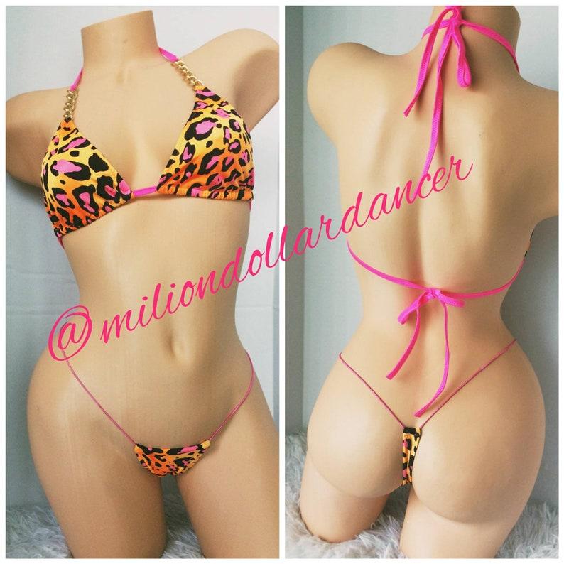 4e62d2871f3 Exotic Dancewear  Stripper Outfits  Thong Bikini   Micro