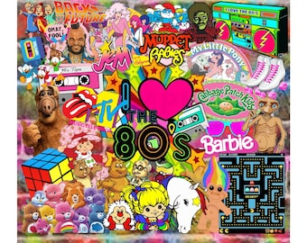 80's Baby, 20 oz Skinny Tumbler, Sublimation Design, Digital Download PNG, Instant DIGITAL ONLY