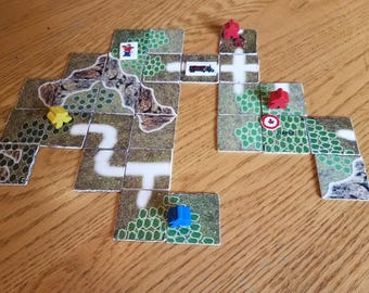 Battle Boreal Board Game