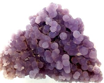 Grape Agate high quality cluster - Indonesia, botryoidal chalcedony, natural stone