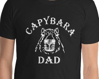 Capybara Dad T-Shirt