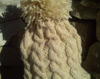 Winter hat, warm hat, thick hat, woolen hat, winter hat, hat for woman