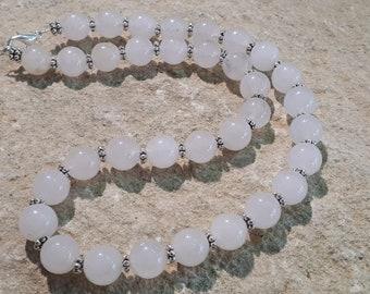 Rose Quartz Chain 8 mm #773