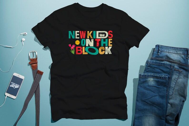 New Kids on The Block Shirt Blockhead Nation NKOTB