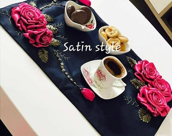 Syrian Satin styles