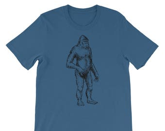 Big Foot, Yeti, Sasquatch Shirt