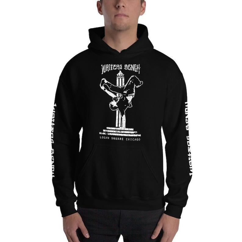 Writers Bench B-boy Hooded Sweatshirt image 0