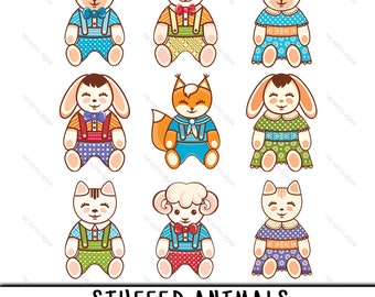 Toy Clipart Etsy