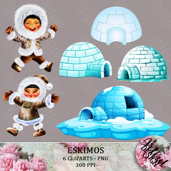 Igloo Clipart : Also you can search for other artwork with our tools.