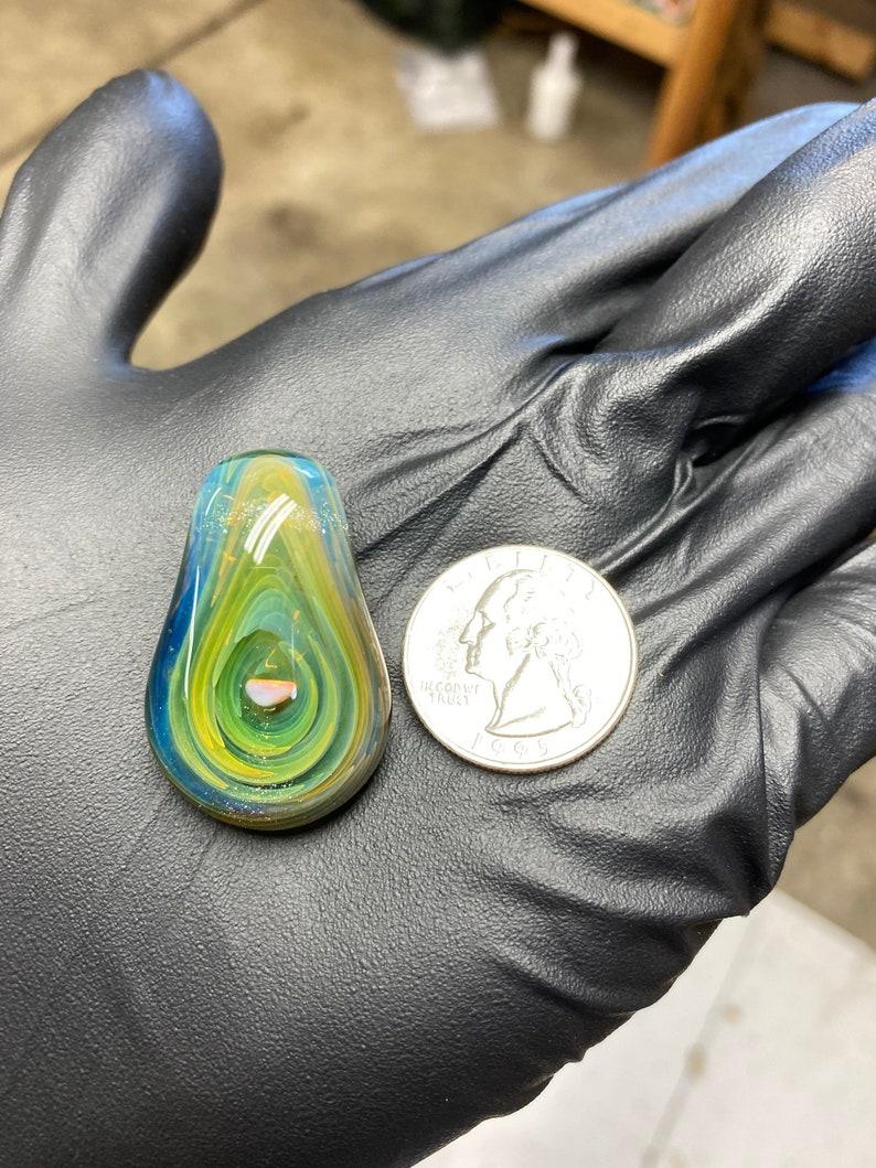 Rainbow Fume Galaxy Implosion