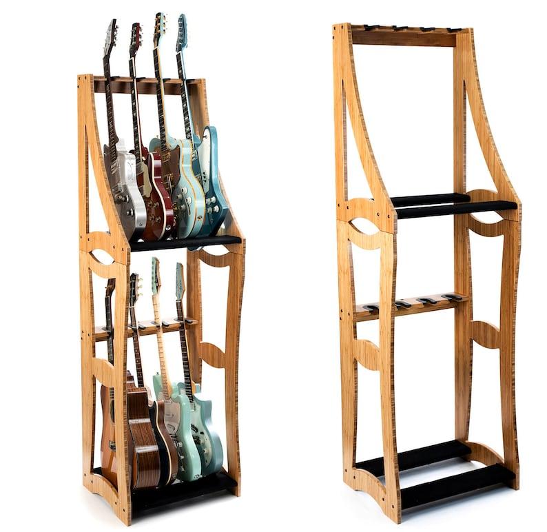 DRS Racks AB8 Guitar Rack