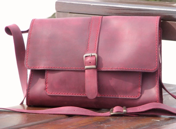 marsala messenger bag style satchel