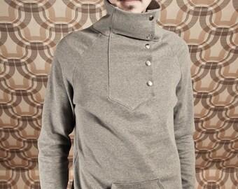 """Sweatshirt """"Sölvi"""" in organic cotton"""