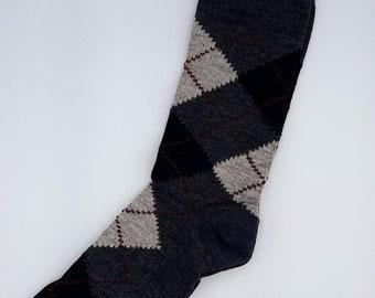 Dress Sock - Argyle