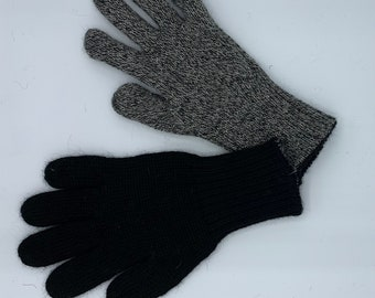 100% Alpaca Reversible Gloves