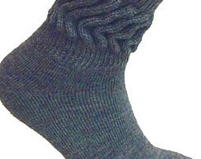 "Featured listing image: Urban Warrior ""Nicolosi"" Alpaca Sock"