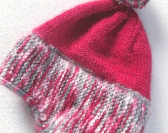 100% Alpaca Girls Winter Hat