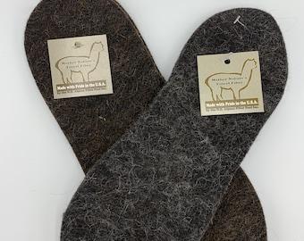 Alpaca Boot/Shoe Inserts