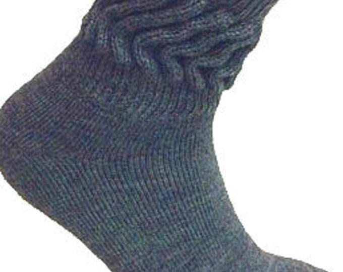 "Featured listing image: Urban Warrior ""Nicolosi"" Alpaca Sock"