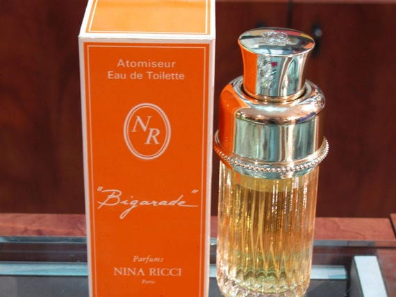 Eau Spray Nina De Toilette Bigarade Edt Ricci 46ml 5AL3R4j