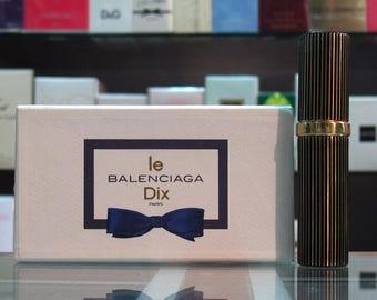 The ten - Balenciaga perfume 7.5 ml spray Rechargable/Refillable Spray