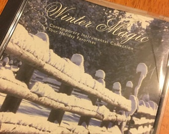 Winter Magic CD A Contemporary Instrumental Collection Of Holiday Favorites