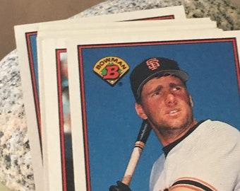 Bowman 1988 Baseball Cards