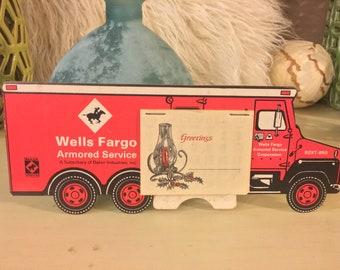 Wells Fargo Vintage
