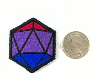 Bi pride d20 dice patch, version 1