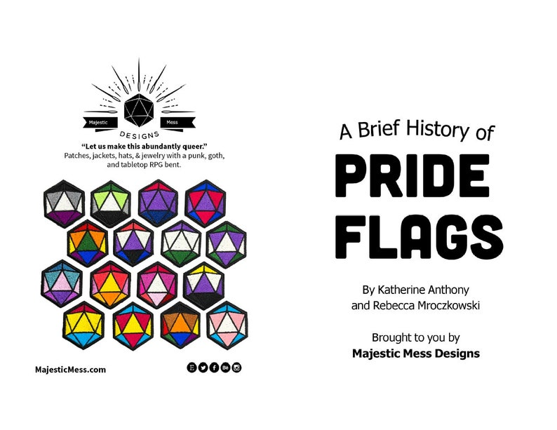 A Brief History of Pride Flags image 0