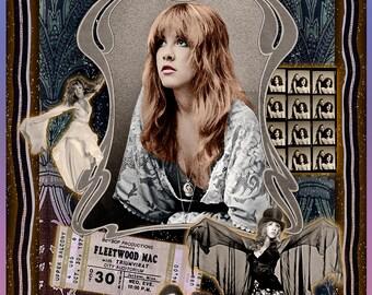 Stevie Nicks w/ Fleetwood Mac