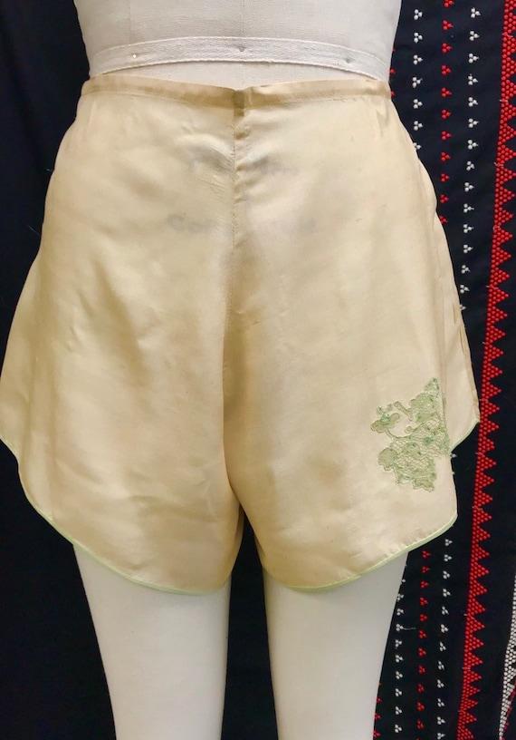 20s 30s tap pants panties underwear bloomers vinta