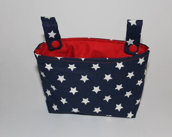 Handlebar bag for wheel stars small
