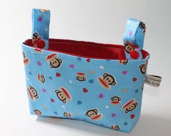 Handlebar bag for Wheel monkey Blue